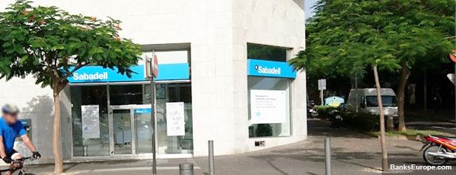 Sabadell Banks Santa Cruz de Tenerife