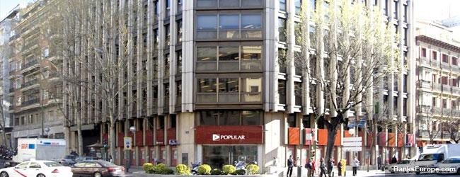 Banco Popular Madrid