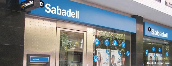 Sabadell Bank Madrid