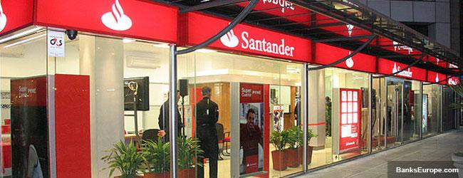 Santander Bank Barcelona