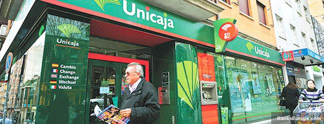 Unicaja Bank Madrid