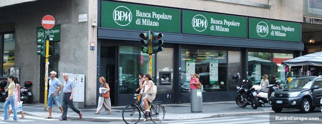 Banca Popolare di Milano Roma