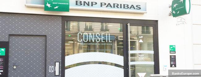 BNP Paribas Lyon
