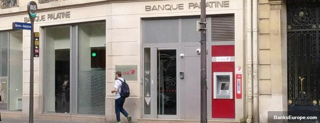 Banque Palatine Paris