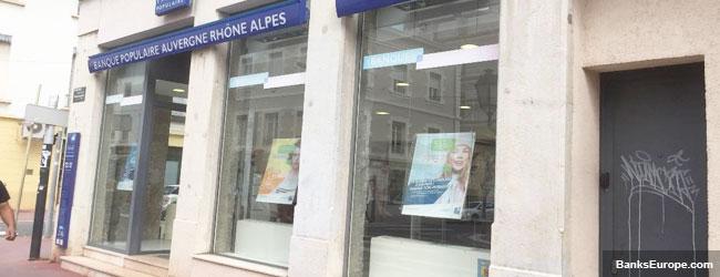 Banque Populaire Lyon