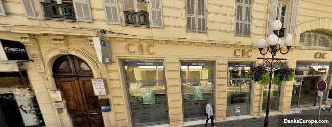 CIC Bank Nice