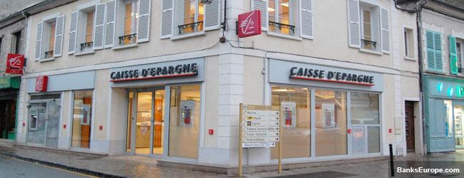 Caisse d'Epargne Paris