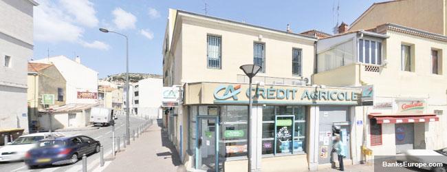 Credit Agricole Marseille
