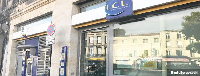 LCL Credit Lyonnais Marseille