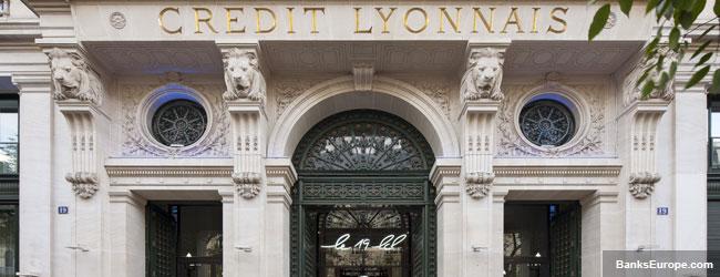 LCL Credit Lyonnais Paris