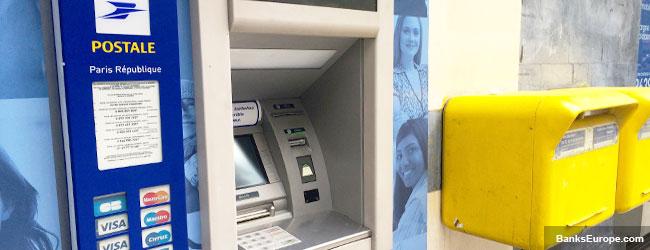 La Banque Postale Paris
